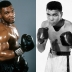 2. Mike Tyson and Muhammad Ali