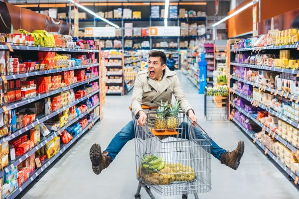3. 10 Kinds of Shoppers You'll Encounter (And Who Will Annoy the Hell Out of You) During the Coronavirus Pandemic