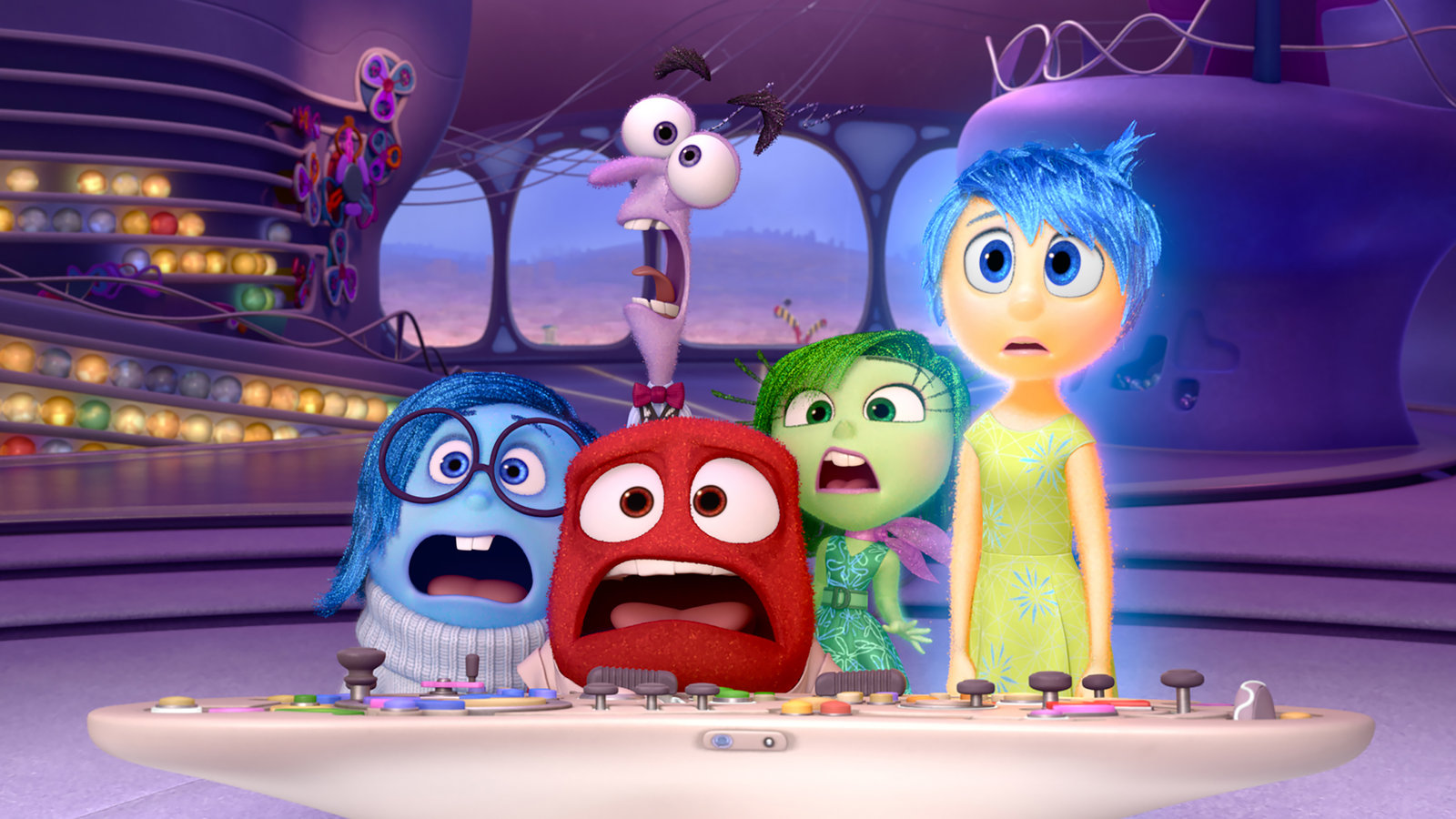 5. 'Inside Out' (2015)