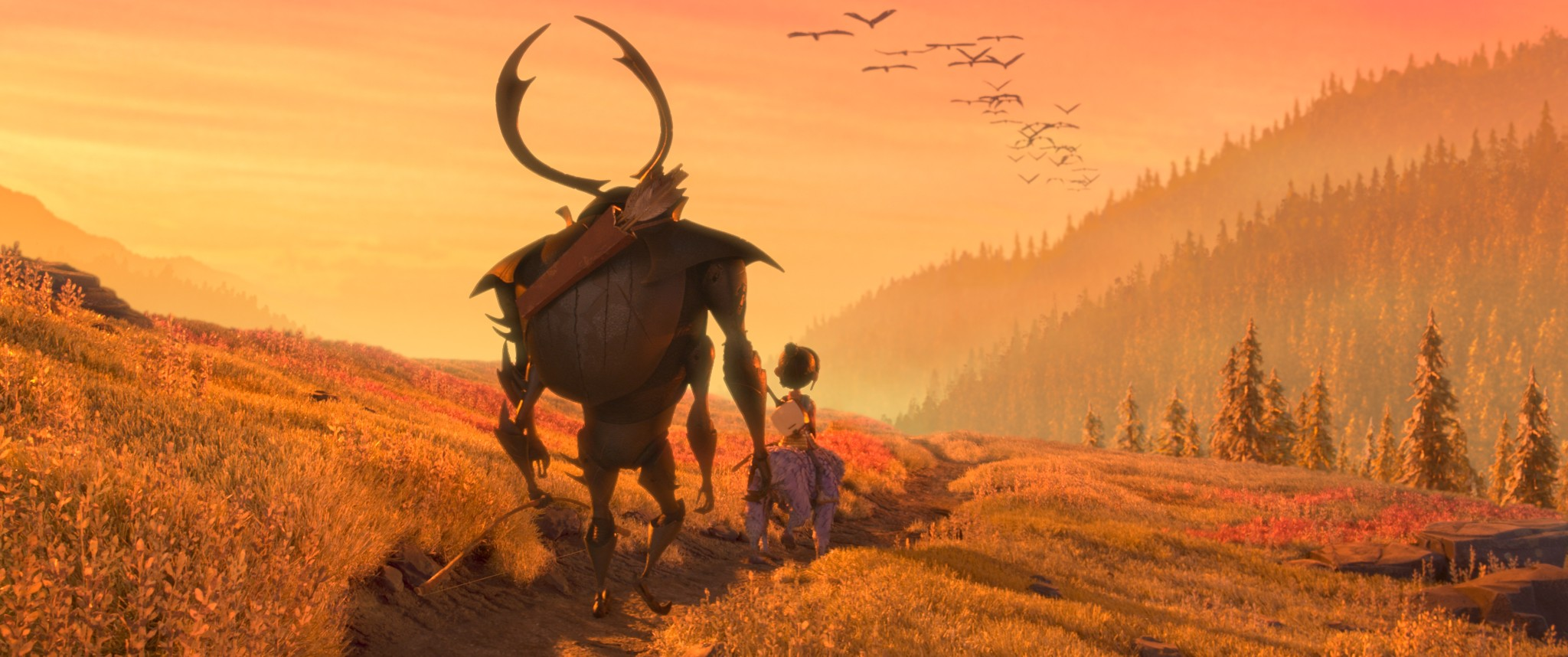 9. 'Kubo and the Two Strings' (2016)