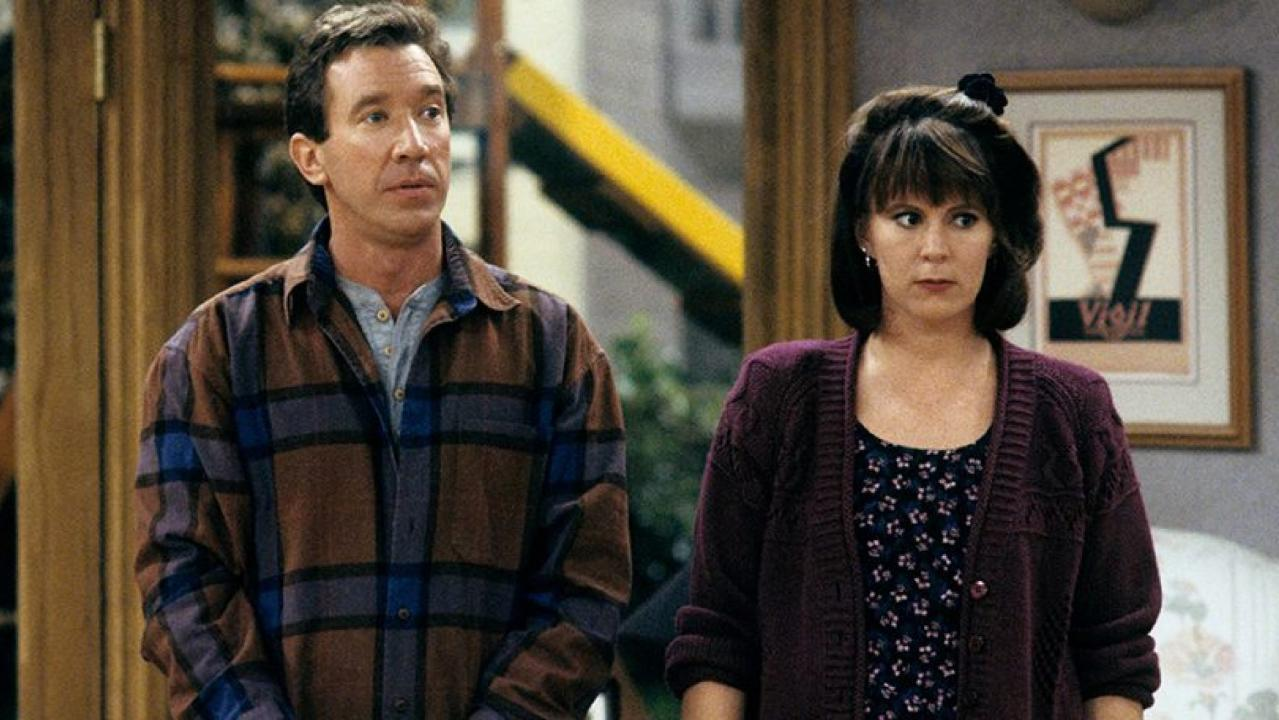 20. Tim and Jill on 'Home Improvement'