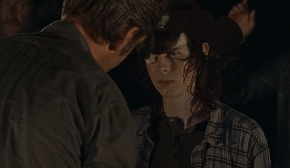 Carl Makes Us Want to Kill Him Some More