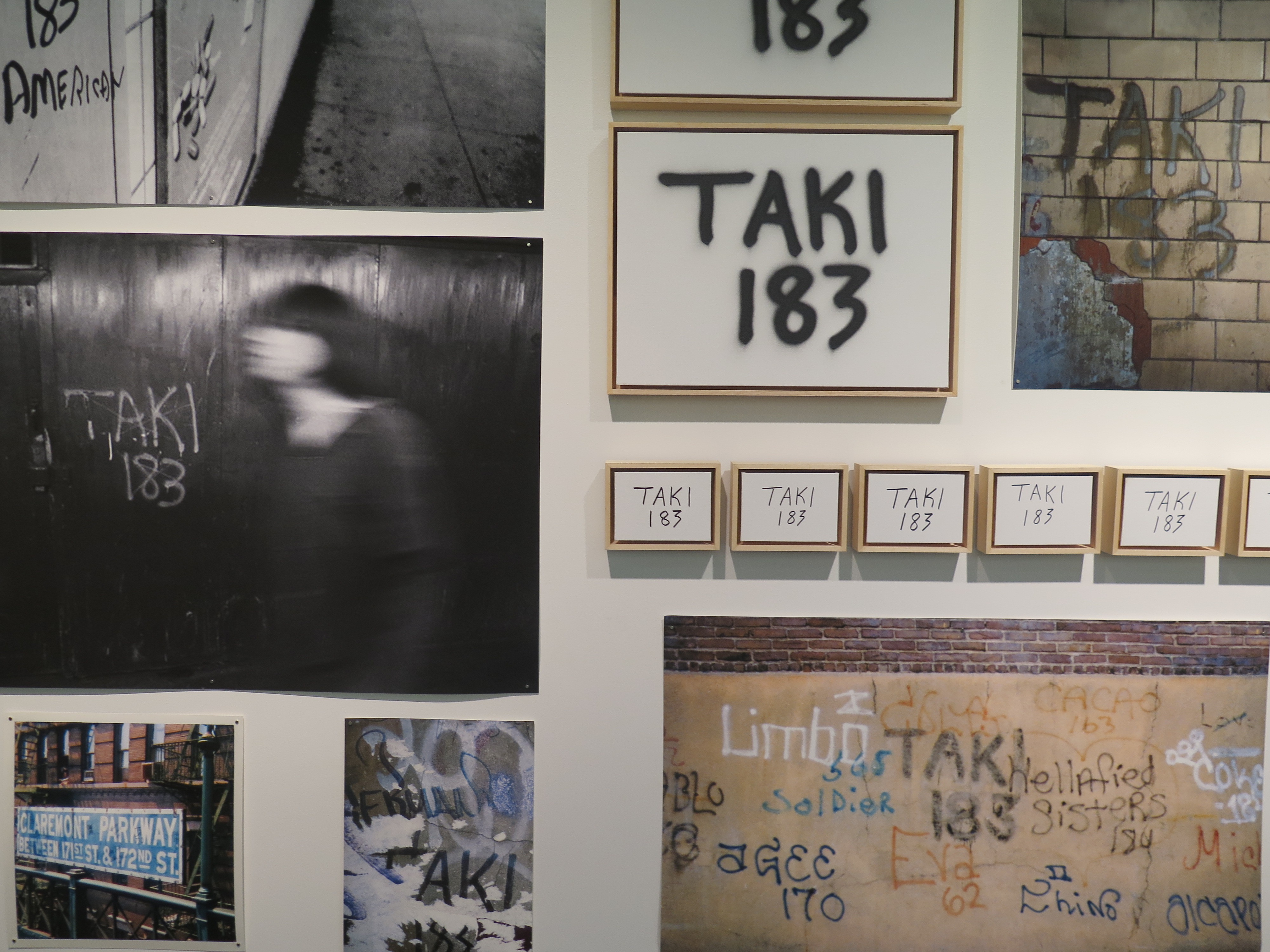 """""""Wall Writers: Graffiti in Its Innocence"""" Exhibit at the Museum of Contemporary Art Denver"""
