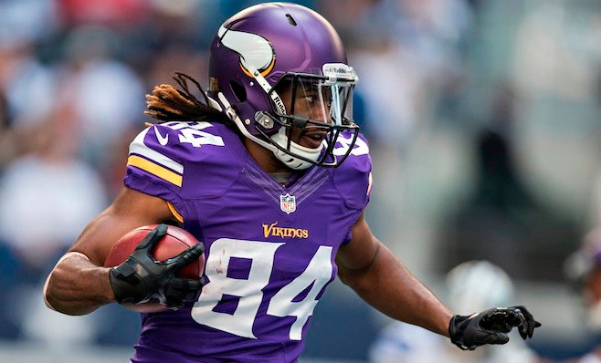 Cordarrelle Patterson (25% owned)