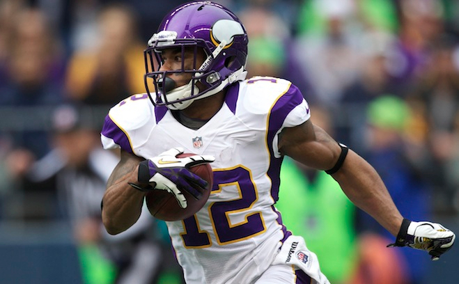 Percy Harvin WR - Seattle