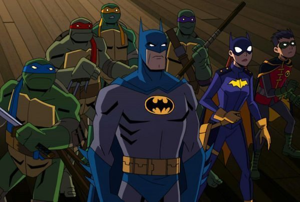 Cowabunga, Batman! The Caped Crusader and TMNT Crossover is Coming