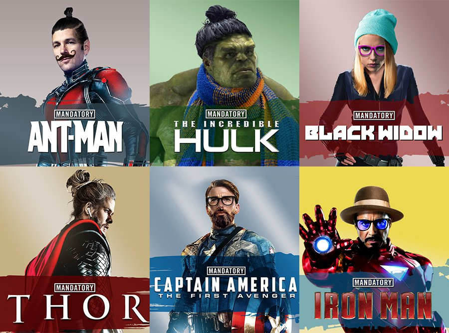 'Avengers: End Game' Gets A Millennial Makeover as 'Hipsters: Millennial Game'