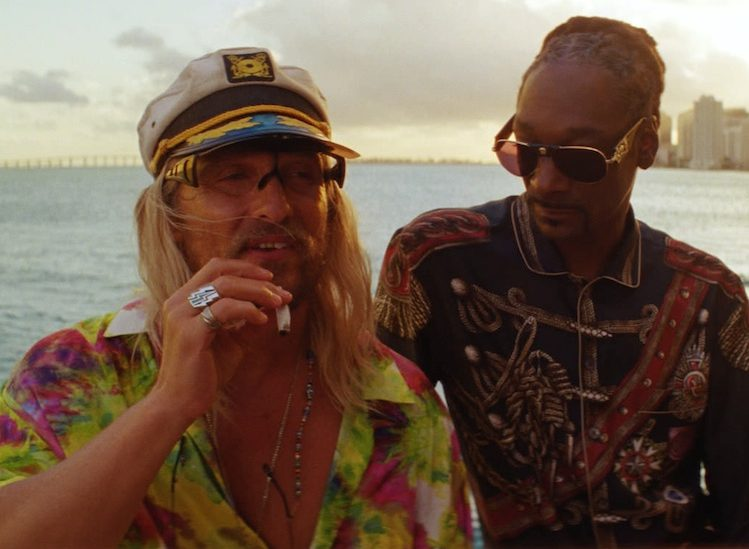 McConaughey and Snoop Join Hall of Fame for On-Screen Stoner Duos