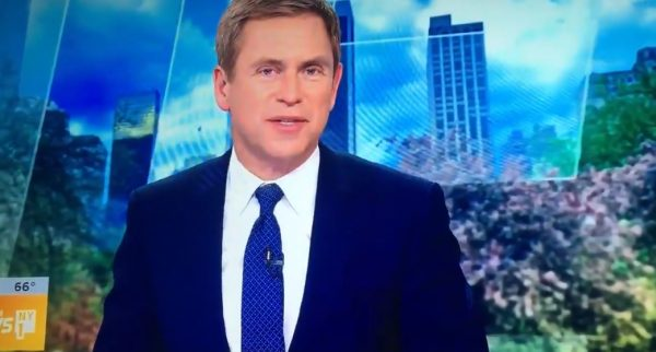 News Anchor Accidentally Says Another Member of White House Tests Positive For Cocaine, Well He May Not Be Wrong