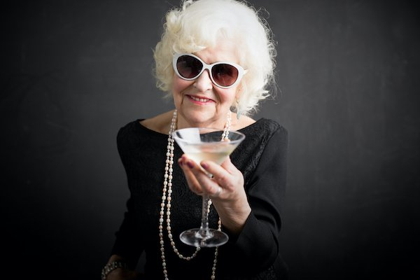 Woman Lives to 108 Because She Drinks Champagne, She Thinks (But Can't Remember)