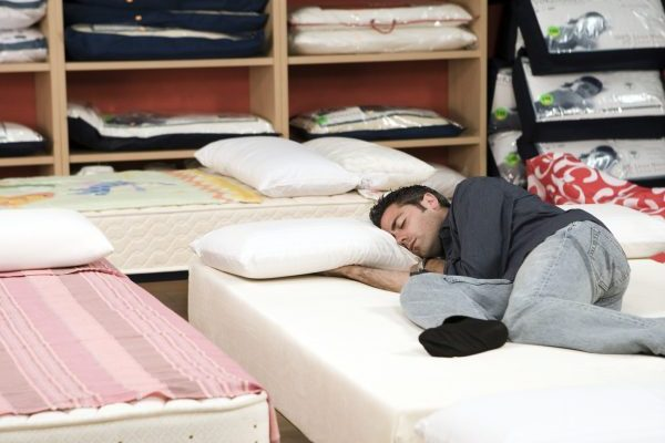 Man Locked in Store After Falling Asleep and Being Left Alone, Everything He Dreamed It Could Be