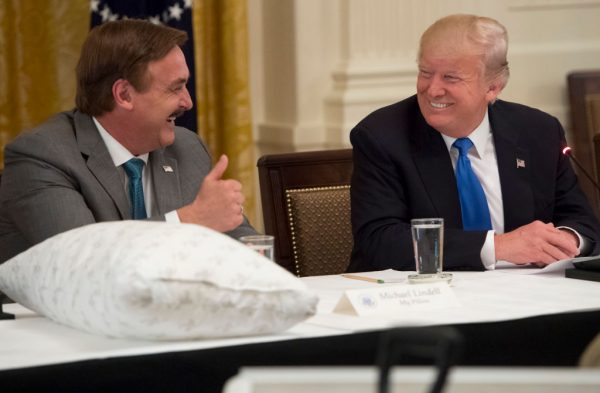 People Want Answers, Trump Gives Them the MyPillow Guy, Who Tells Us to Pray Better