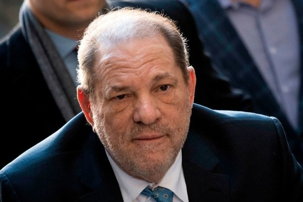 Harvey Weinstein Contracts COVID-19 in Prison, Couldn't Have Happened to a Nicer Guy