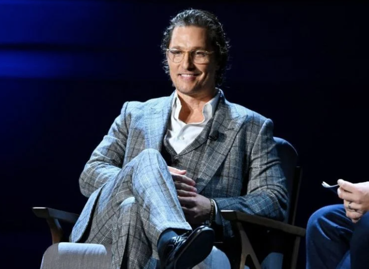 Matthew McConaughey Just Got Major Endorsement For Governor From Ted Cruz (Asking Him Not to Run), Alright Alright!