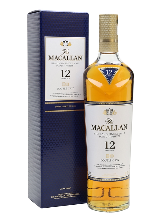 Un-Peated Scotch Whisky – The Macallan 12