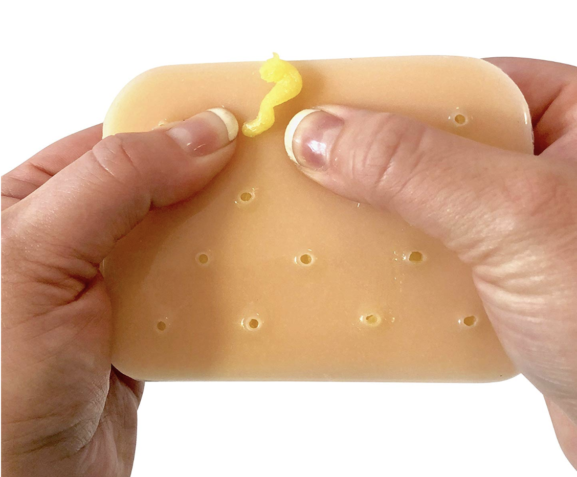Pop It Pal - The Official Pimple Popping Toy with Refillable Pimple Pus