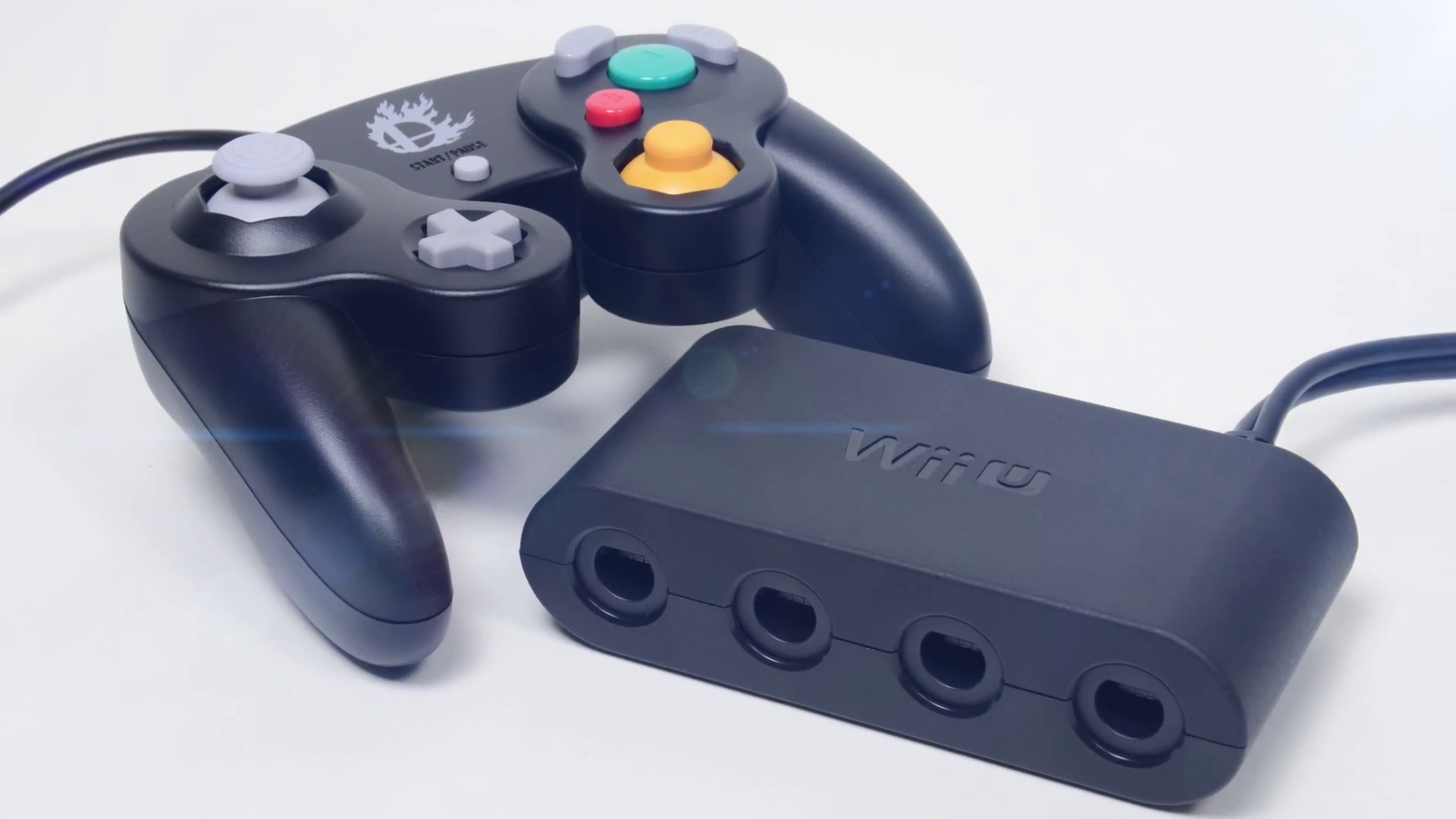GameCube Controller Adapter and New GameCube Controller