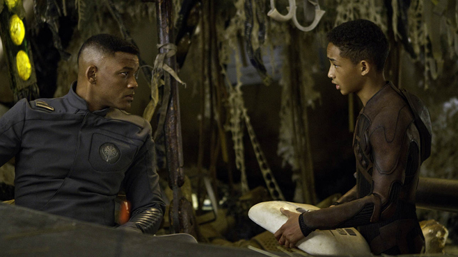 14. After Earth